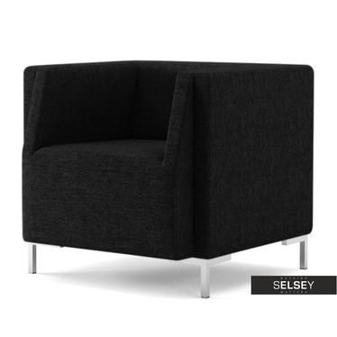 Fotel Fleck 14 czarny