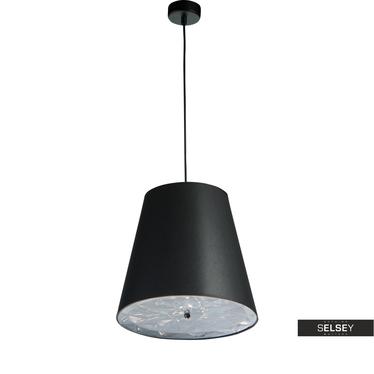 Lampa wisząca Rosetti średnica 33 cm czarna