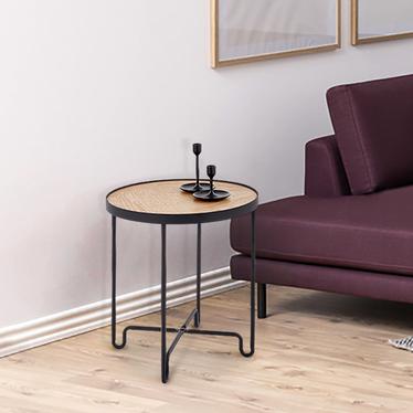 Stolik kawowy Sines o średnicy 44cm