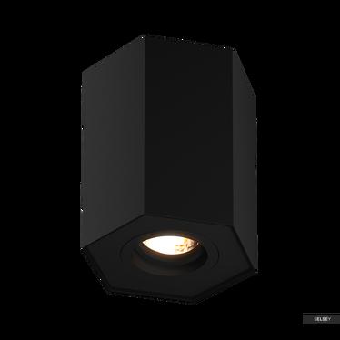 Spot Sorso czarny 12 cm