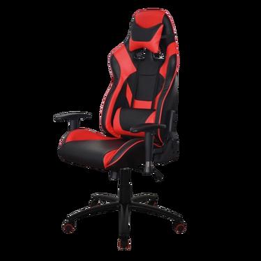 Fotel gamingowy Tully czerwono - czarny