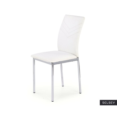 Krzesło Gunja białe