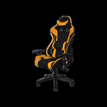 Fotel gamingowy Kolby czarno-żółty