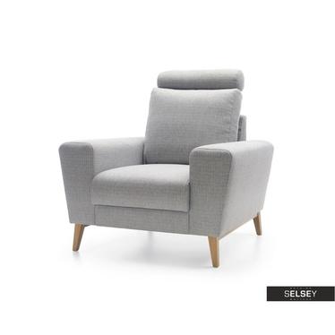 Fotel Livana z zagłówkiem