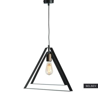 Lampa wisząca Figurell trójkąty