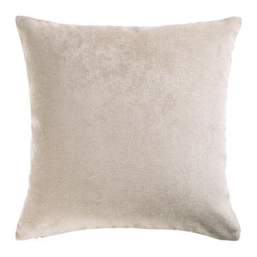 Poduszka dekoracyjna Jemever 45x45 cm kremowa