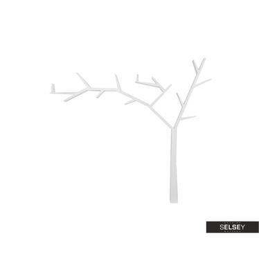Półka Paprot lewa biała