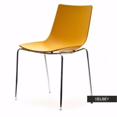 Krzesło Zurich do minimalistycznej jadalni