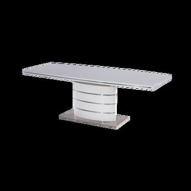 Stół Vaster 180(240)x100 cm biały