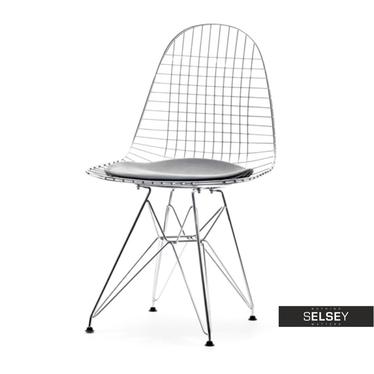 Krzesło MPC wire rod do jadalni