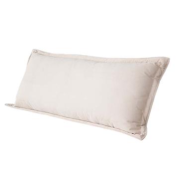 Poduszka dekoracyjna Verany beżowa w tkaninie wodoodpornej