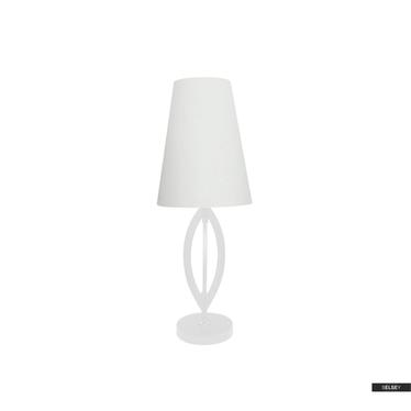 Lampa stołowa Dolly biała