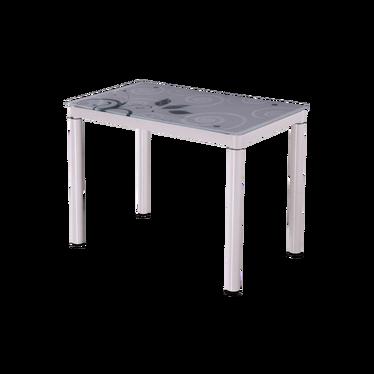 Stół Skast 80x60 cm biały