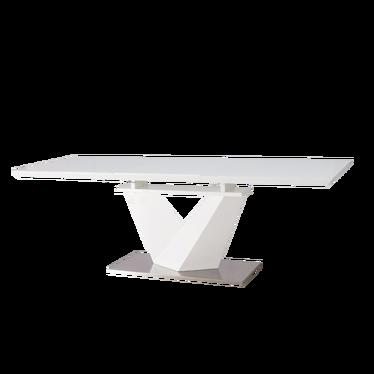 Stół Aramoko III 160(220)X90 cm biały