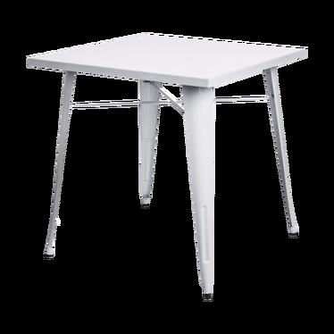 Stół Paris 76x76 cm biały