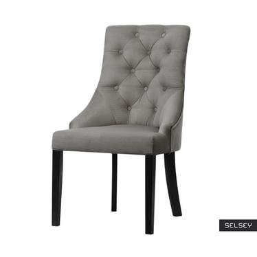 Krzesło Mevrou szare