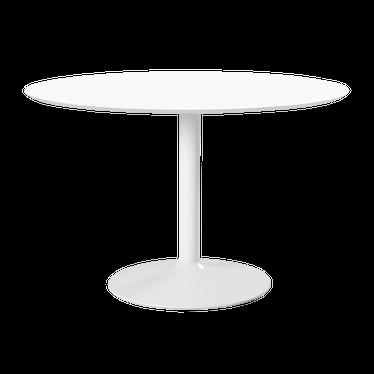 Stół Balsamita średnica 110 cm biały