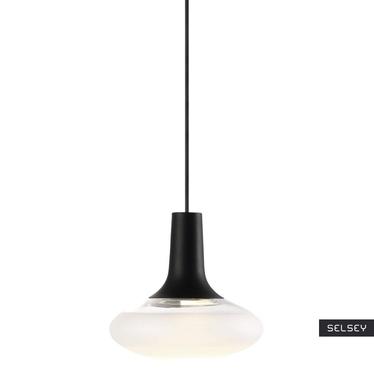 Lampa wisząca Dee srednica 24,5 cm czarna