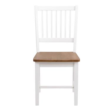 Zestaw dwóch krzeseł Barimo białe