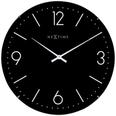Zegar Basic Dome średnica 35 cm