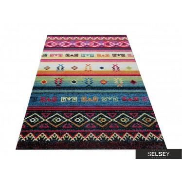 Dywan Rainbow azteckie wzory