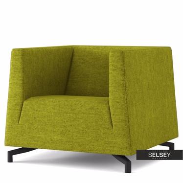 Fotel Soft 11 zielony jasny