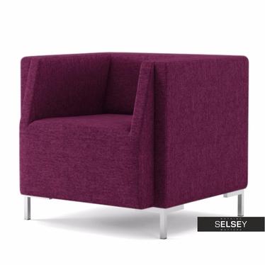 Fotel Fleck 11 fioletowy