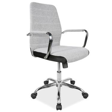 Fotel biurowy Marissa szary