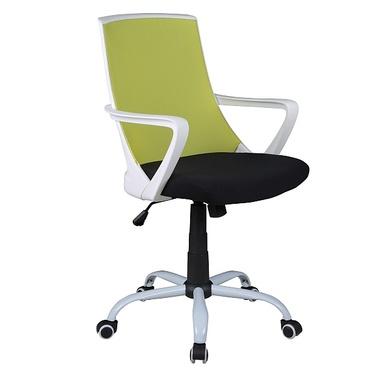 Fotel biurowy Genner zielony
