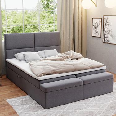 Łóżko kontynentalne Bazoma