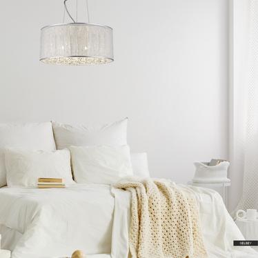 Lampa wisząca Glimmer średnica 37 cm
