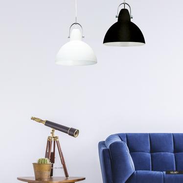 Lampa wisząca Balvin czarna