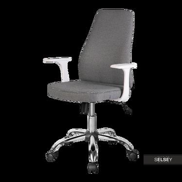 Fotel biurowy Calto pepitka