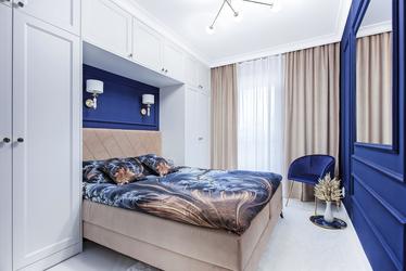 Łóżko kontynentalne Welagano