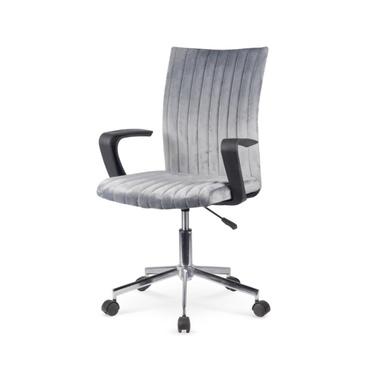 Fotel biurowy Gradil popielaty