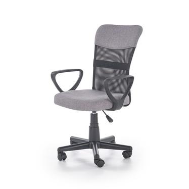 Fotel biurowy Berak popiel