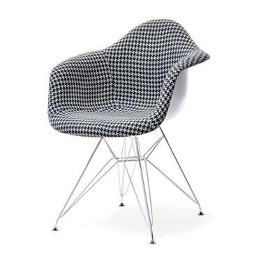 Krzesło MPA rod tap pepitka do eleganckiego salonu