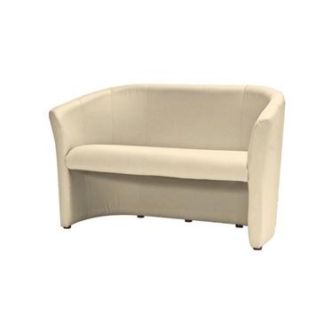Sofa Raklev dwuosobowa kremowa