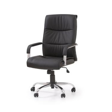 Fotel biurowy Darna czarny