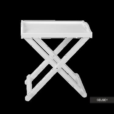 Stolik kawowy Nors rozkładany 55x36x63 cm