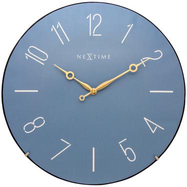 Zegar Trendy Dome średnica 35 cm