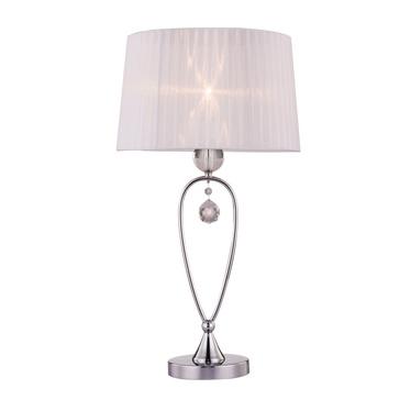 Lampa stołowa Edelman biała