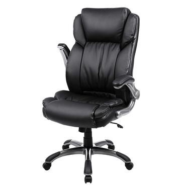 Fotel biurowy Malique czarny