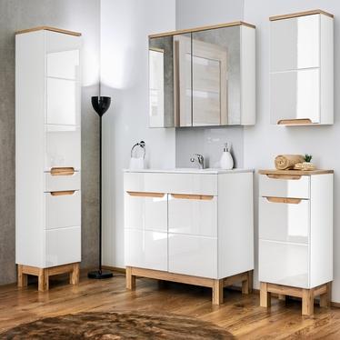Zestaw mebli łazienkowych Jakkarta biały