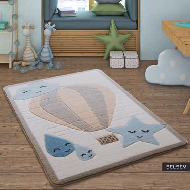 Dywan Lot balonem 100x150 cm