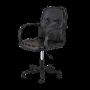 Fotel biurowy Dominic czarny