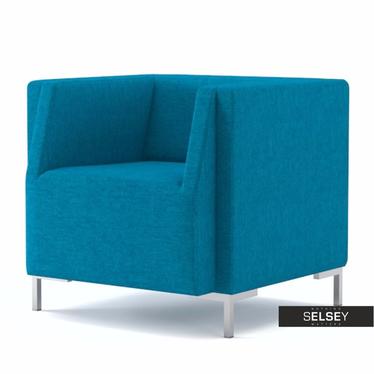 Fotel Fleck 20 niebieski
