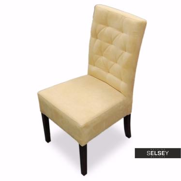 Krzesło Ombre Due pikowane