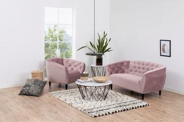 Sofa Ria różowa