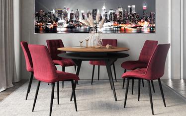Stół okrągły Luzenco o średnicy 120 cm